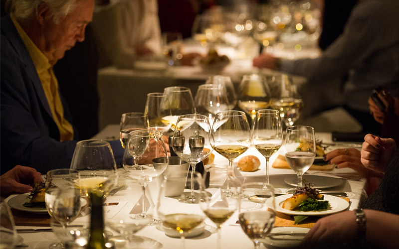 Winery Dinners in Whistler